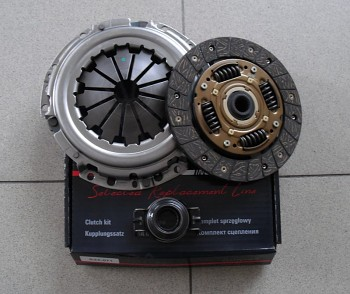 Spojka VW CADDY II GOLF II III POLO - kompletní