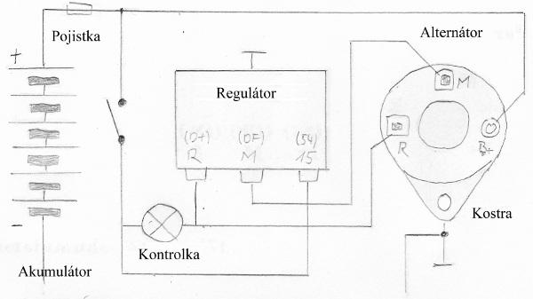 jak zapojíte regulátor napětí ramona ca datování