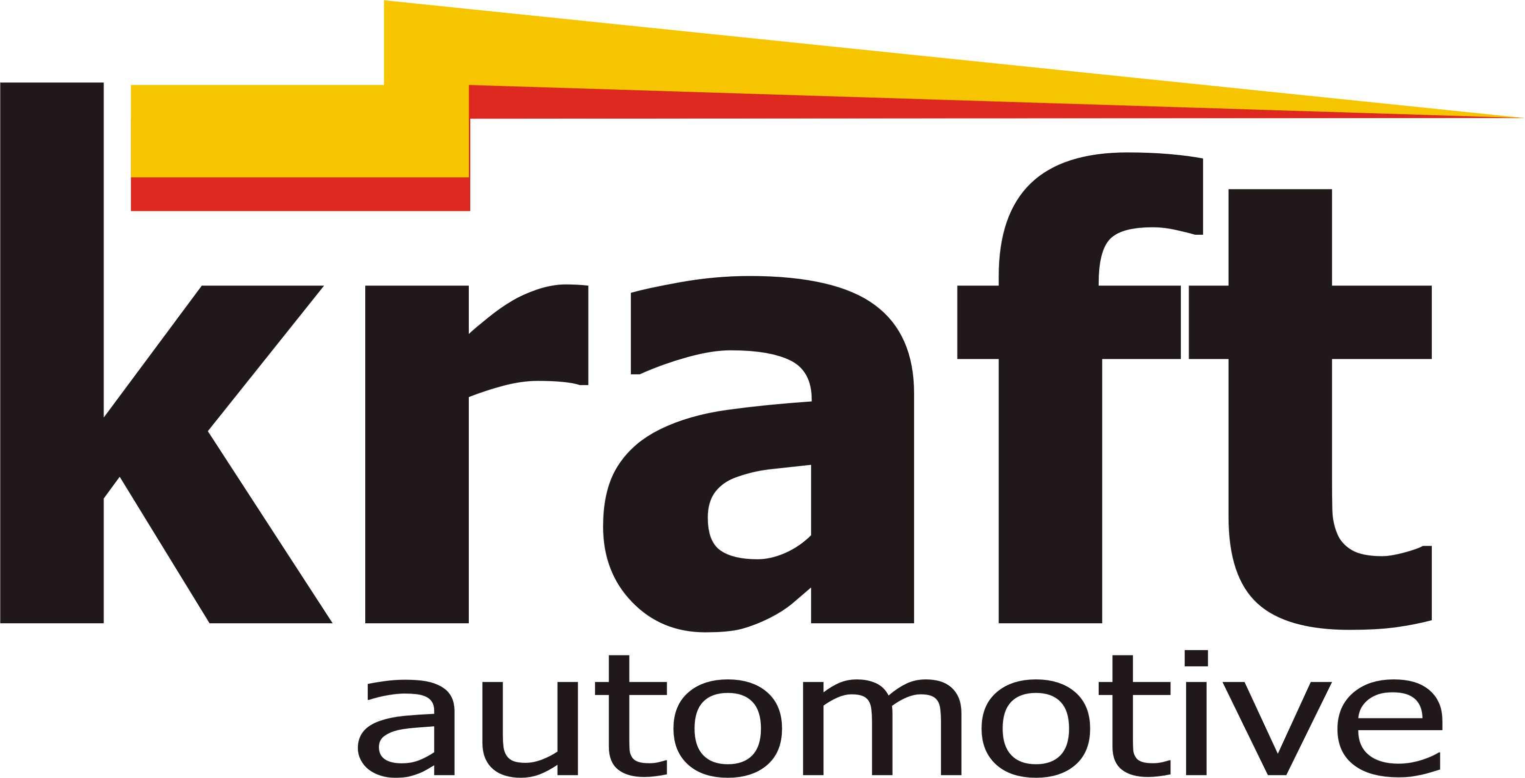 Kraft automotive logo