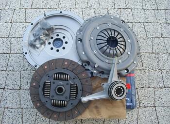Spojka a setrvačník a ložisko VW T4 2.5 105PS - kompletní