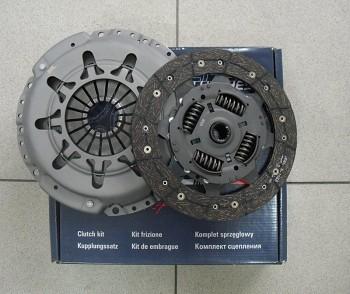 Spojka FORD MONDEO IV Mk4 1.6 Ti - kompletní