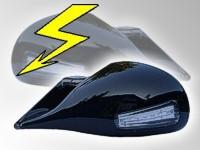 Zrcátka M3 vyhřívané elektrické LED - DAEWOO LANOS