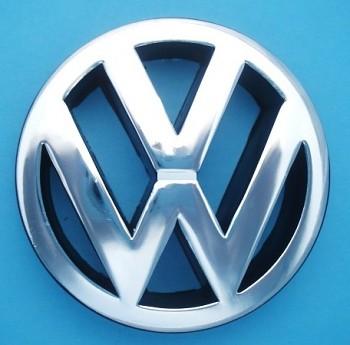 VW logo znak přední PASSAT B5 130mm