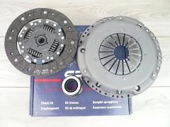 Spojka VW GOLF III CADDY II 1.9TDI/2.0 (92-98) - kompletní