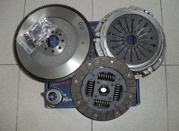 Spojka a setrvačník PEUGEOT 307 2.0 HDI 110 - kompletní