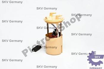 Palivové čerpadlo FIAT PANDA 500 16146100010