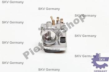 Škrticí klapka VW CADDY III GOLF V VI 1.6 75kW