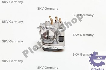 Škrticí klapka VW PASSAT B6 TOURAN 1.6 75kW