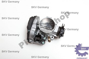 Škrticí klapka VW GOLF IV Cabriolet 2.0