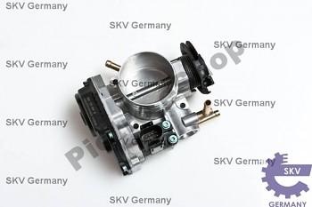 Škrticí klapka VW TRANSPORTER T4 IV 2.5