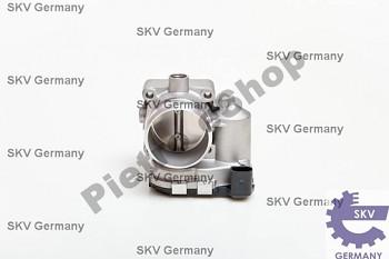 Škrticí klapka VW PASSAT 1.8T 110kW