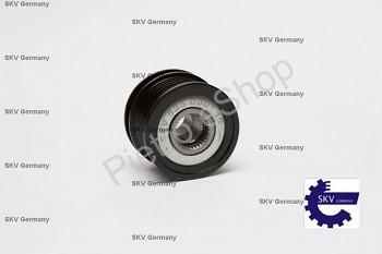 Volnoběžná řemenice VW SKODA SEAT 139281