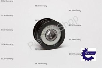 Volnoběžná řemenice AUDI SKODA VW 138282