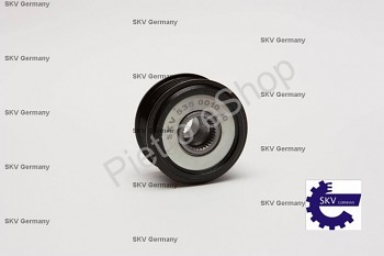 Volnoběžná řemenice AUDI SKODA VW SEAT 138203