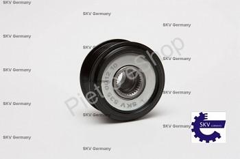 Volnoběžná řemenice AUDI SEAT SKODA VW 230293