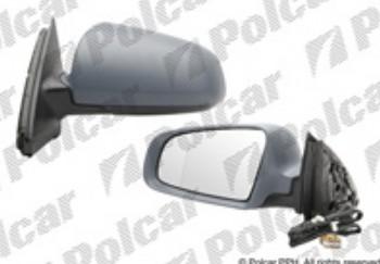 Zpětné zrcátko AUDI A4 04-08 elektrické