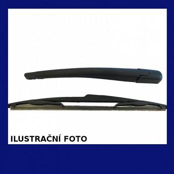 POLCAR Stěrač zadní ramínko - Nissan X-Trail 58659413 350 mm