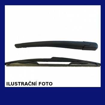 Stěrač zadní ramínko - Volkswagen Scirocco 08- 260 mm