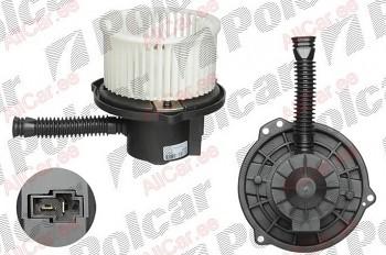 Ventilátor topení CHEVROLET Spark