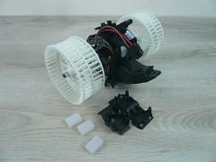 Ventilátor topení BMW 5 (E60/E61) 6 (E63/E64)