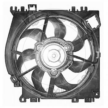 Ventilátor RENAULT CLIO III 1.2 1.4 1.6 1.5DCI