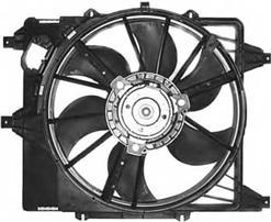 Ventilátor RENAULT CLIO II 1.2