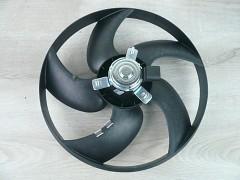 Ventilátor chladiče PEUGEOT 206 1.1 1.4 1.6 2.0