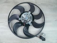 Ventilátor OPEL ASTRA H 1.2 1.4 1.6 1.8