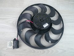Ventilátor OPEL ASTRA H 1.6 2.0
