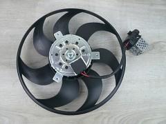 Ventilátor OPEL ASTRA H 1.3D 1.7D 1.9D