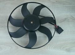Ventilátor ŠKODA YETI (5L) 09- 360mm