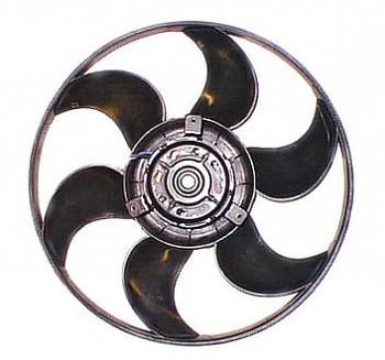 Ventilátor OPEL ASTRA G 1.2 1.4 1.6
