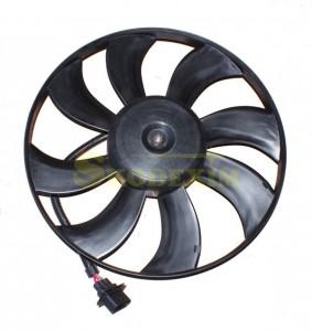 Ventilátor  SEAT IBIZA (6L) 1.4D s klimat.