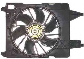 Ventilátor RENAULT MEGANE II 1.5D 1.9D 2.0D