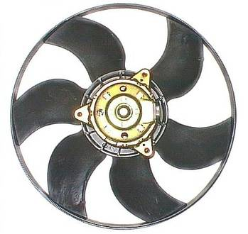 Ventilátor DACIA LOGAN (SD) 04-08