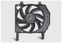 Ventilátor FORD FIESTA 1.2 1.3 1.4 1.6 1.8D