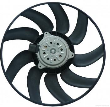Ventilátor AUDI A5 (B8,8K) 2.0TDI 2.7TDI 3.0TDI VALEO