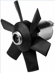 Ventilátor  AUDI 80 (B3) 1.6D 1.6TD 1.9D