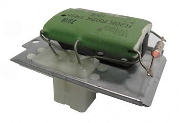 Předřadný odpor, regulátor topení VW PASSAT B3/B4 SCIROCCO