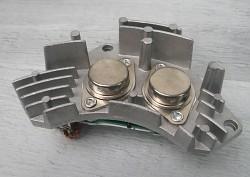 Předřadný odpor, regulátor topení PEUGEOT 605 PARTNER