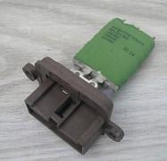 Předřadný odpor, regulátor topení PEUGEOT BOXER 02-14
