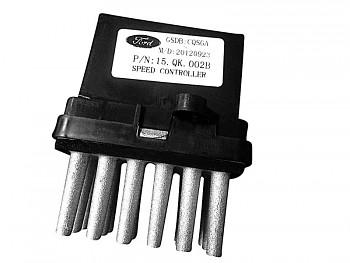Předřadný odpor, regulátor topení FORD C-MAX S-MAX