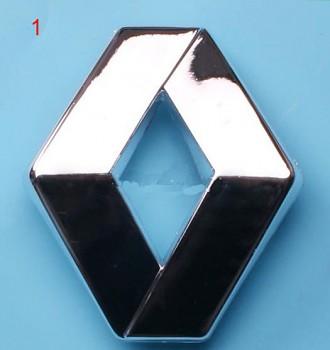 Logo znak RENAULT LAGUNA MEGANE 92mm