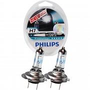 Žárovky H7 PHILIPS X-TremeVision - sada 2ks