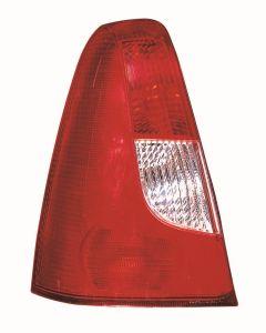 Světlo zadní DACIA LOGAN SDN 04-09 červeno-bílé