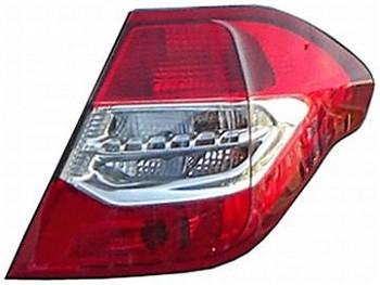 Světlo zadní CITROEN C4 10- vnější