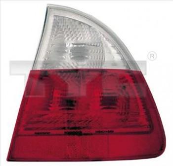 Světlo zadní BMW 3 E46 KOMBI 98-05 vnější červeno-bílé