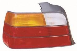 Světlo zadní BMW 3 E36 SEDAN 90-00 červeno-bílo-oranžové