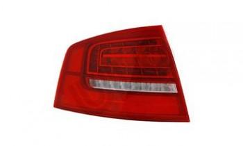 Světlo zadní AUDI A8 D3 08-10 vnější LED