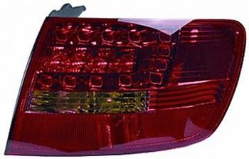 Světlo zadní AUDI A6 C6 KOMBI 04-08 vnější LED